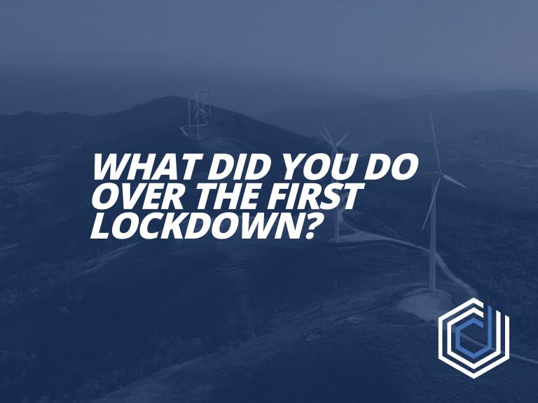WHAT DID YOU DO OVER THE FIRST LOCKDOWN? WE DECIDED WE WOULD GO FOR OUR ISO9001:2015 CERTIFICATION