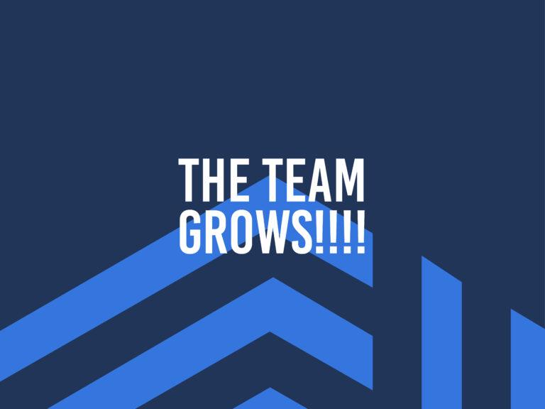 The-team-grows