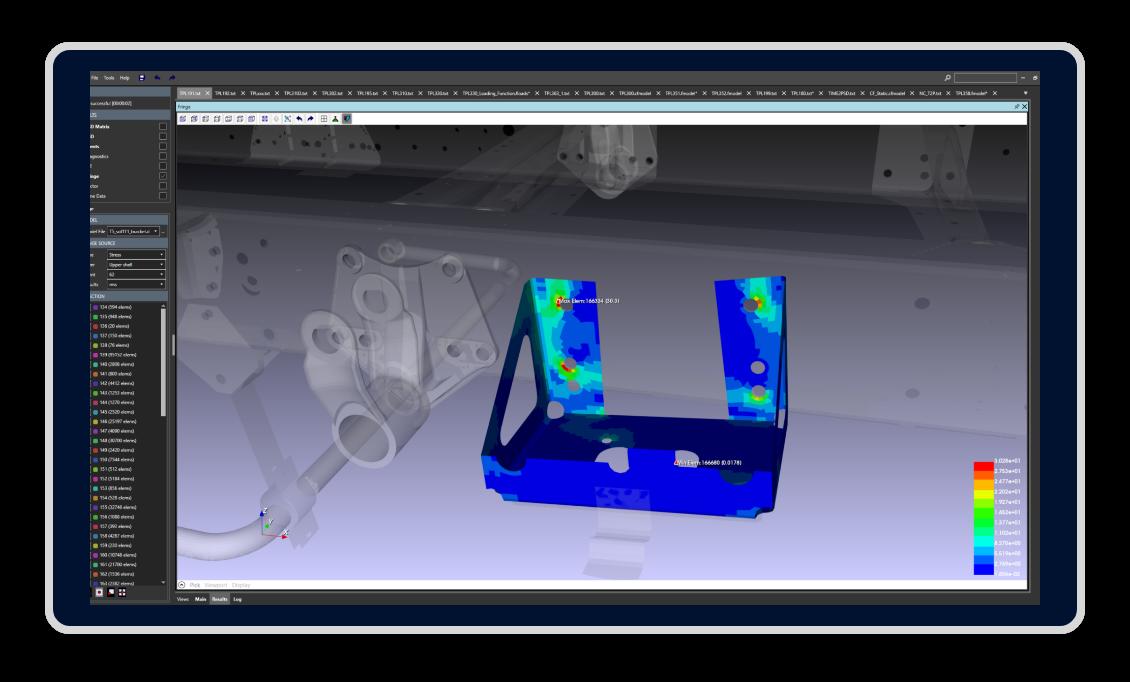 CAEfatigue software prototype