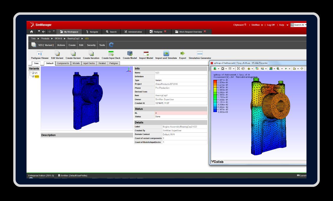 simulation-data-management