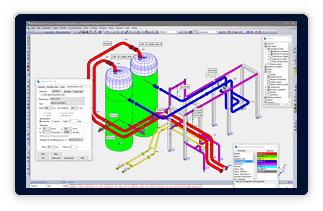 rohr2-software-pipe-analysis