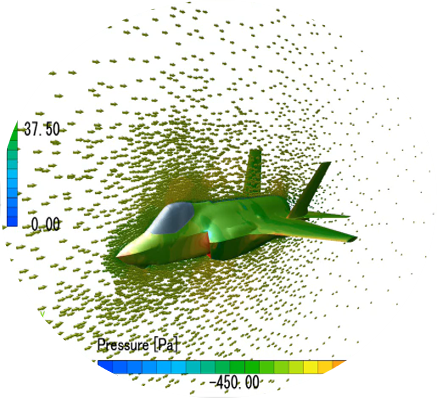 Hexagon/MSC Software – Using Machine Learning to Make CFD Predictions in Seconds