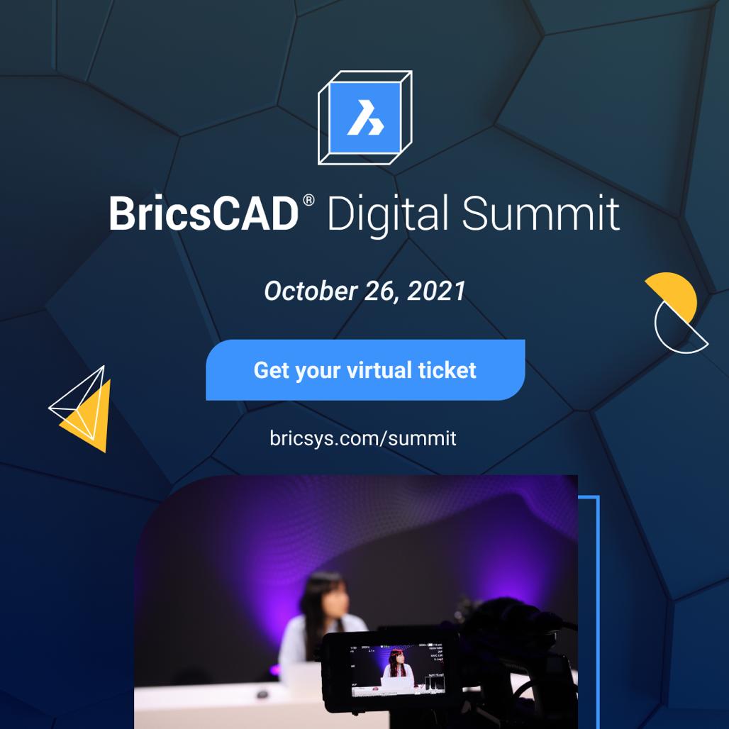 bricscad digital summit
